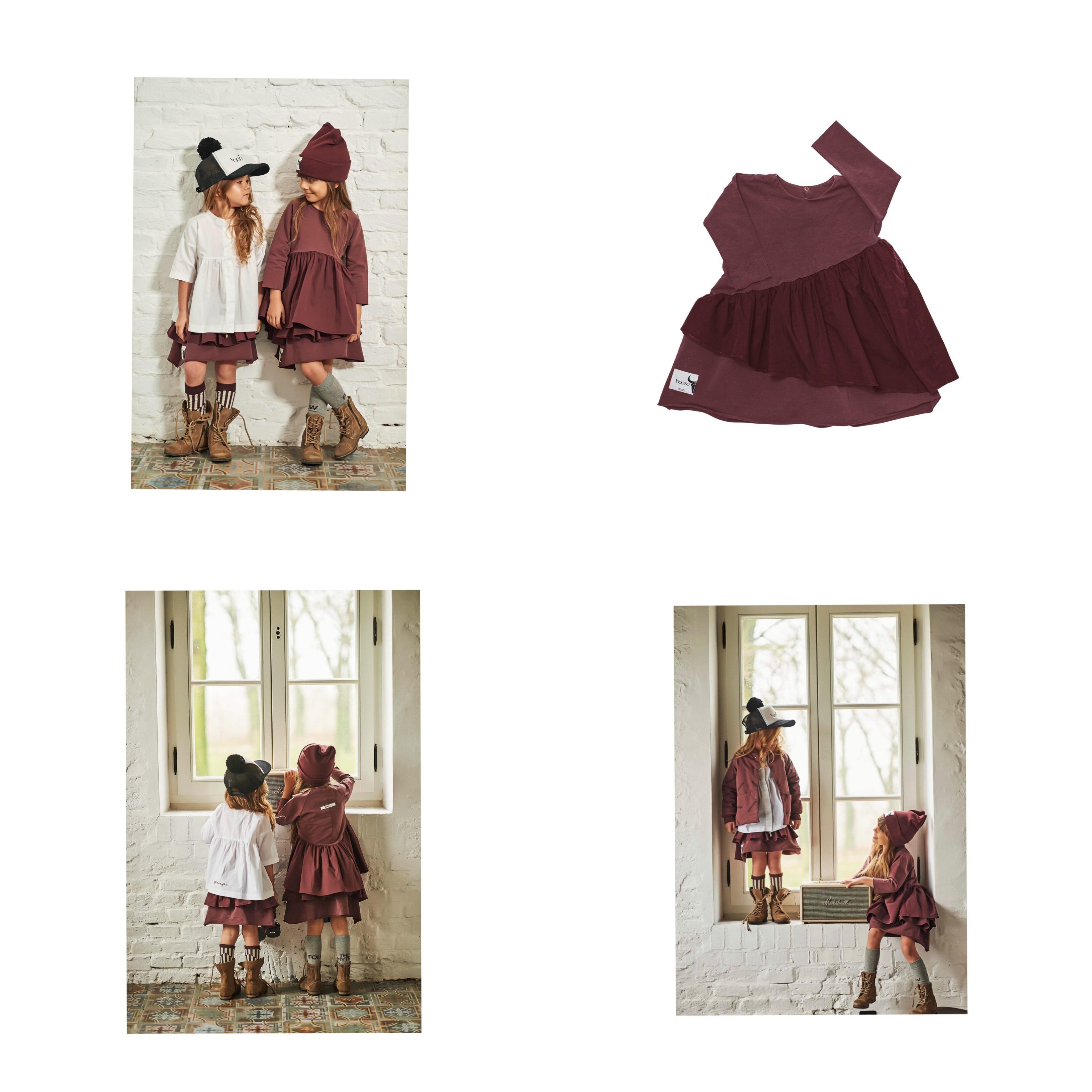 9cab041c623d Väčšina kolekcie je navrhnutá tak aby ju mohli nosiť dievčatá aj chlapci.  BOOSO je navrhnutá a vyrobená v Poľsku.V novej detskej kolekcii BOOSO jeseň  zima ...